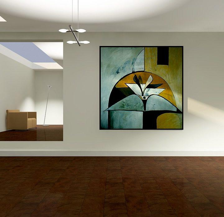 Maľovanie bytu zvládne lepšie profesionál