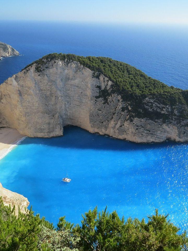 Užite si dovolenku v Grécku