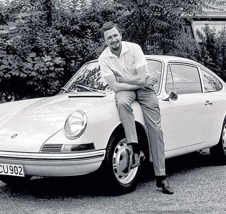 Kto bol Ferdinad Porsche?