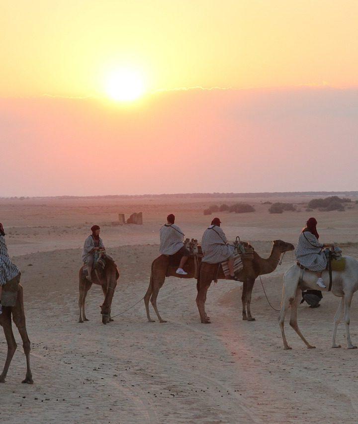 Cestovanie po Tunisku