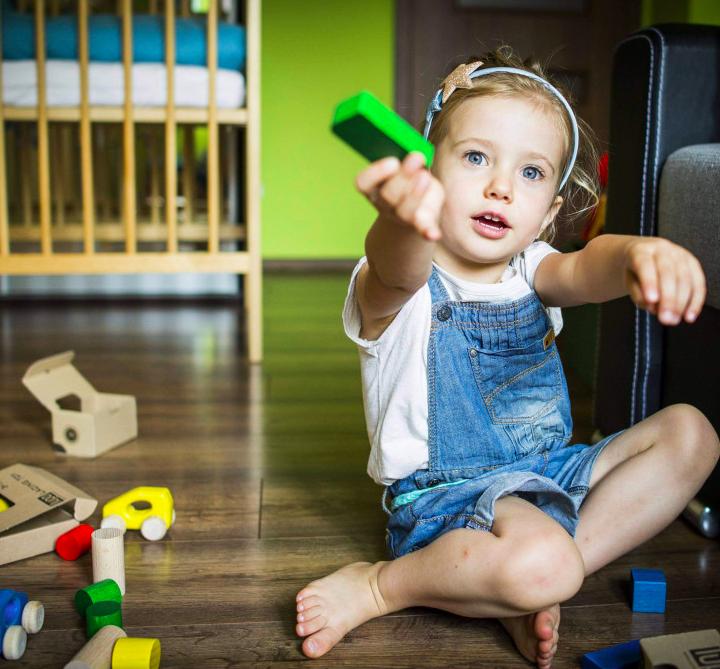 Drevené stavebnice a drevené kocky pre deti: ako vybrať?